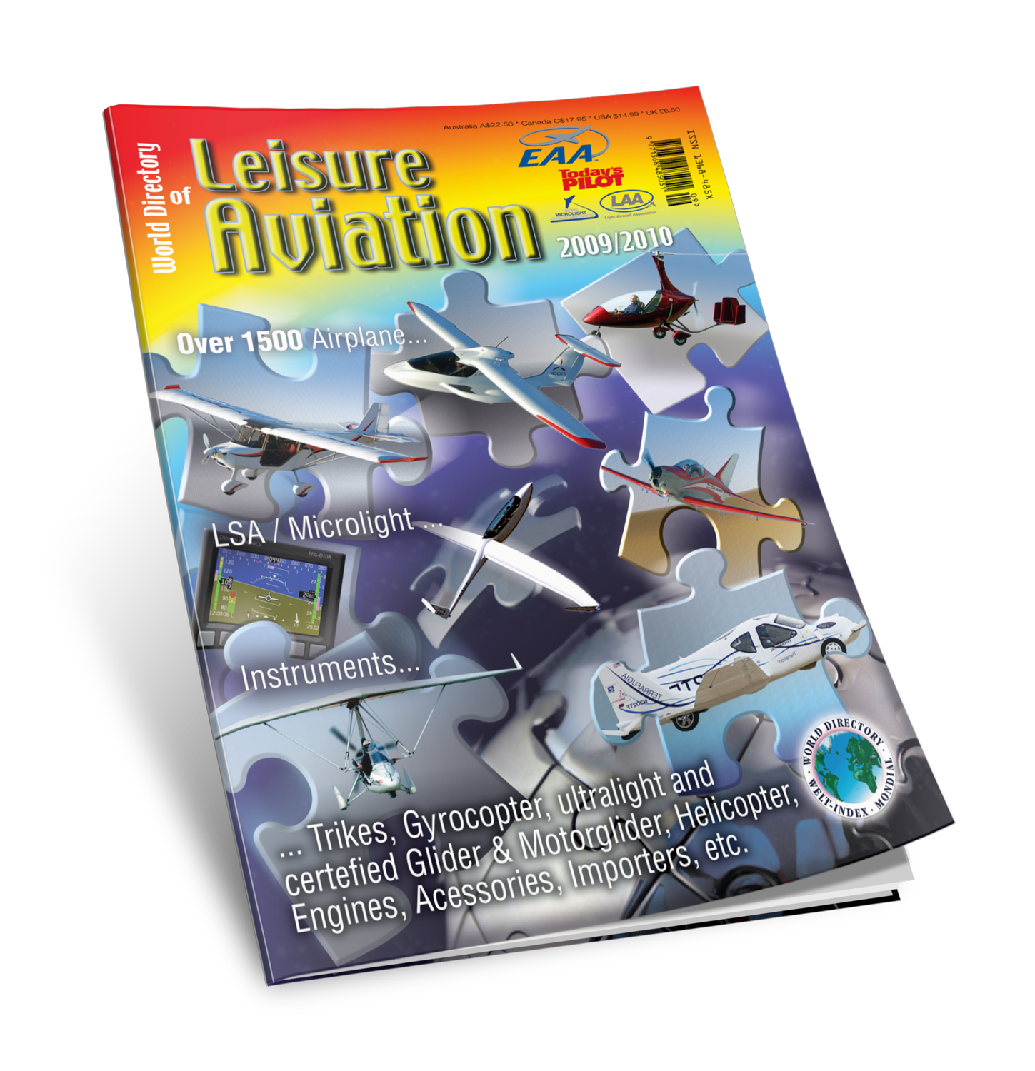 World Directory of Leisure Aviation-2